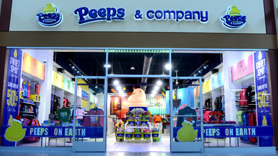 PEEPS & COMPANY® carries everyone's favorite candies: MIKE AND IKE®, HOT TAMALES®, TEENEE BEANEE® Gourmet Jelly Beans, GOLDENBERG'S® PEANUT CHEWS®, and of course, PEEPS® Brand Marshmallow Candies.