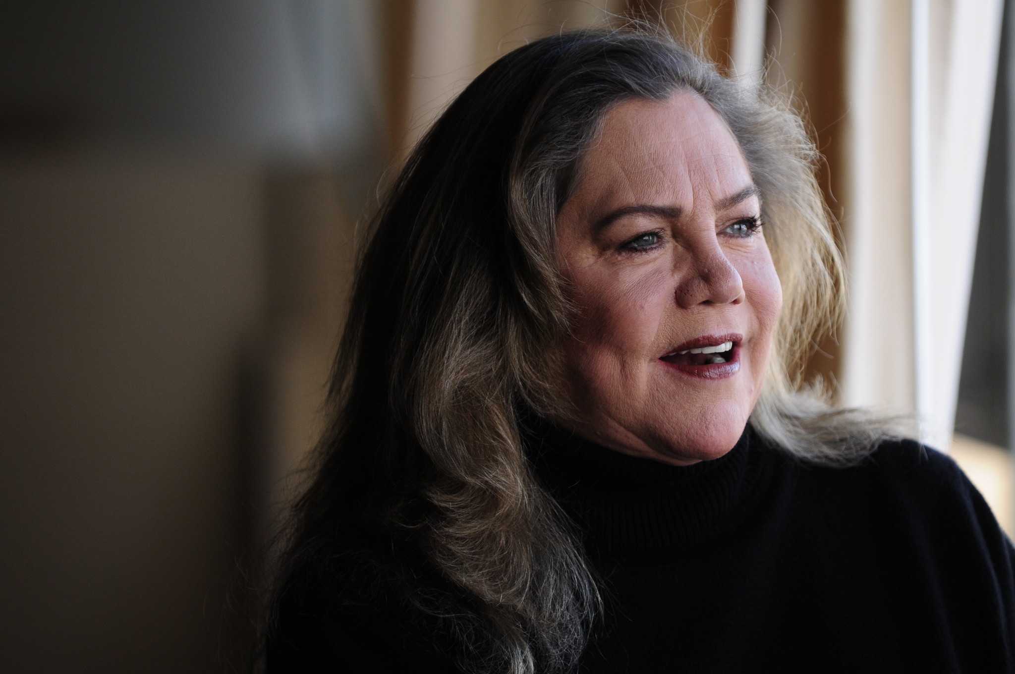 Kathleen Turner - Hartford Courant