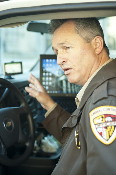 Baltimore County Joins Governments Using Gps Technology