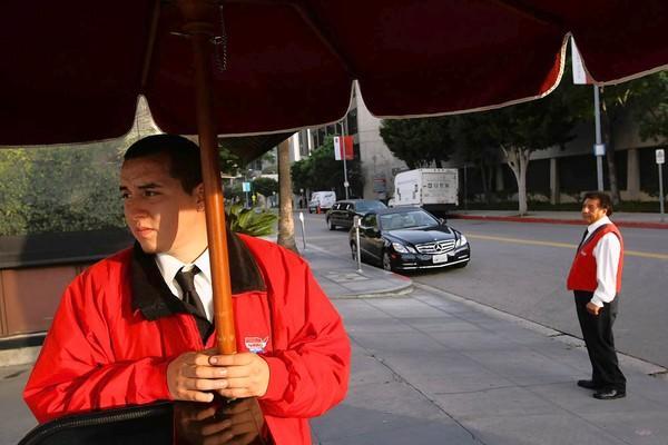 City Regulating Valet Parking Operators - uPark LA