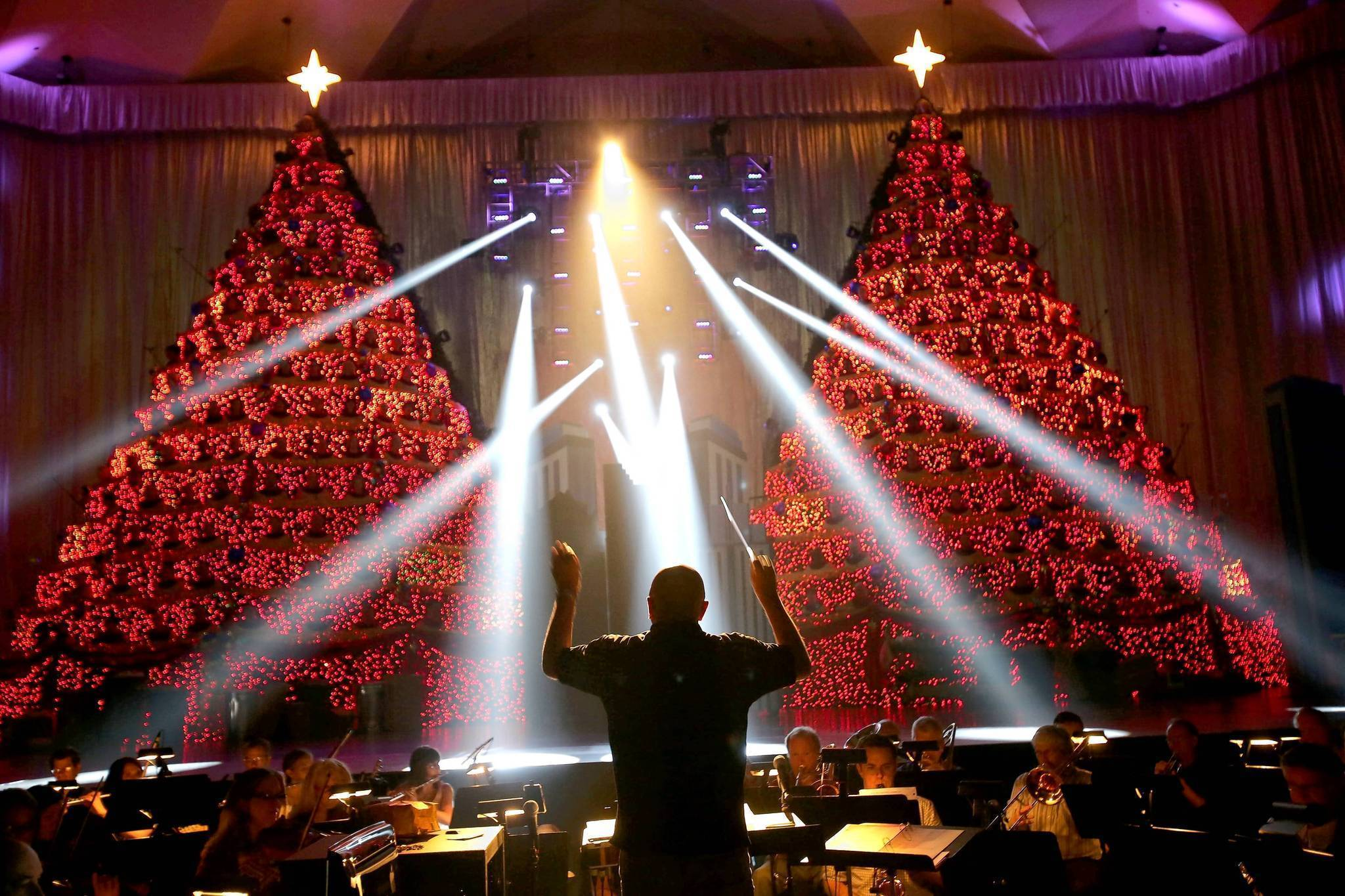 Singing Christmas Trees Orlando 2020 First Baptist Church Of Orlando Singing Christmas Tree 2020
