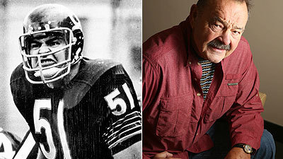 Dick Butkus Dick Butkus Man For All Seasons Chicago Tribune