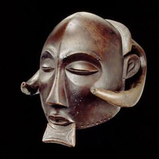 Luba Mask | Sculpture