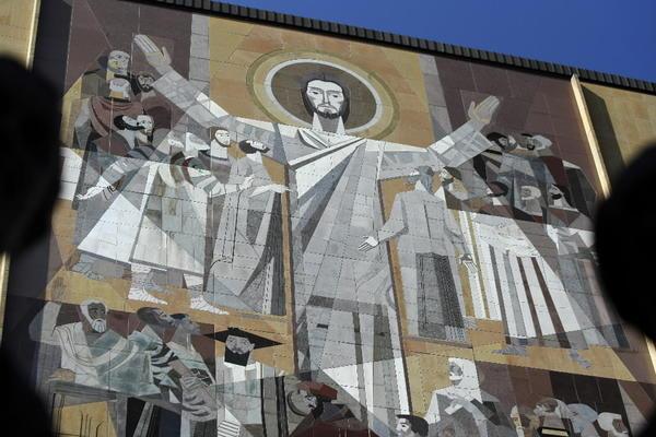 Artwork: Ron DiCianni – The Resurrection Mural