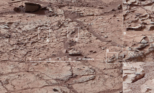 Mars rover Curiosity will use drill for first time   L.A ...