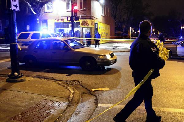 Getting police to serve high-crime communities ...