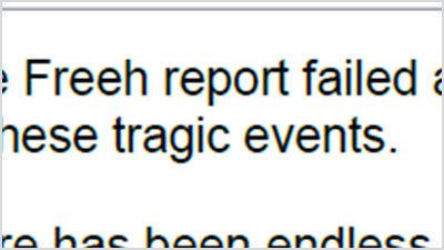 Freeh Report Penn State Pdf
