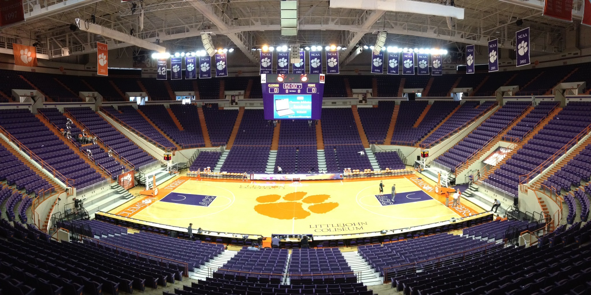Cassell Coliseum Catch All Thread Likes Dislikes Wants