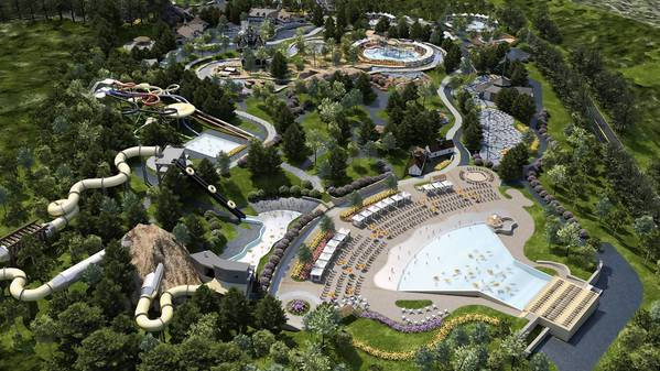 Blue Mountain water park construction to begin in spring ...