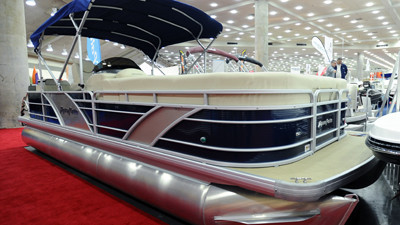 With some changes, pontoon boats make comeback in the United