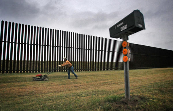 Immigration Reform S First Hurdle Is The Border Secure