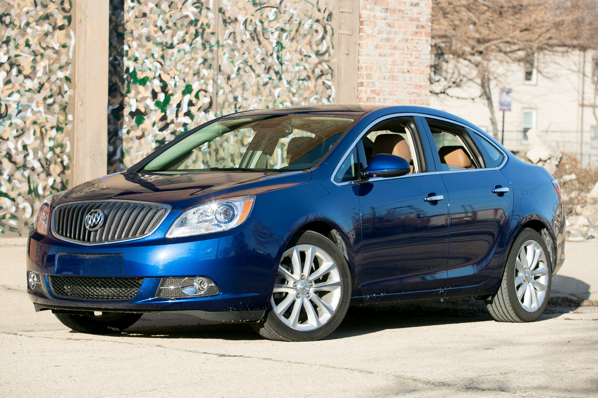 2013 Buick Verano turbo: Run silent, run fast - Daily Press