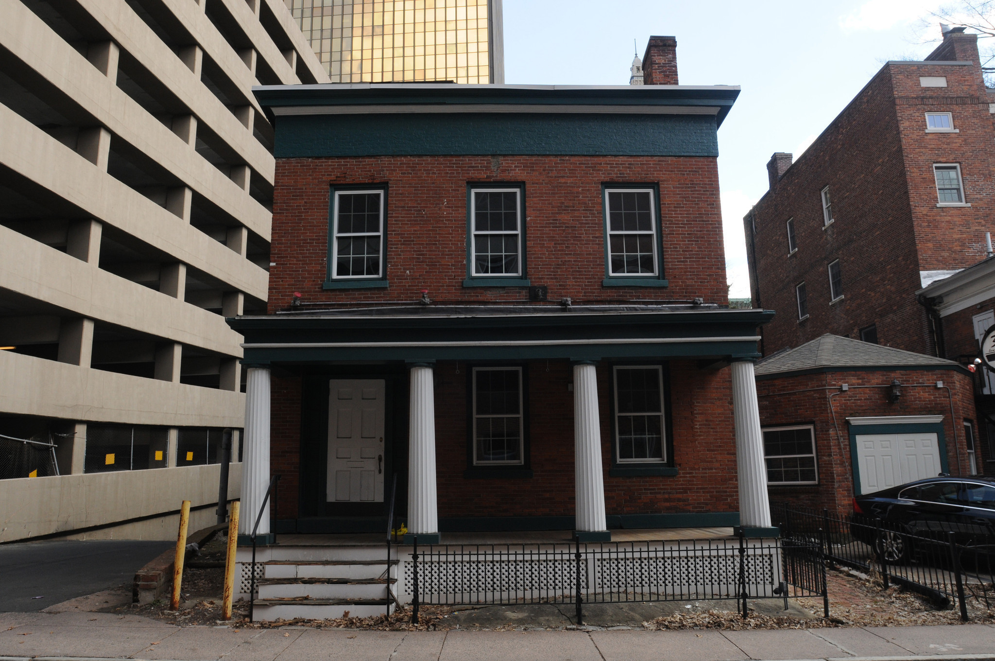 Downtown Hartford: Smaller buildings are being converted ...