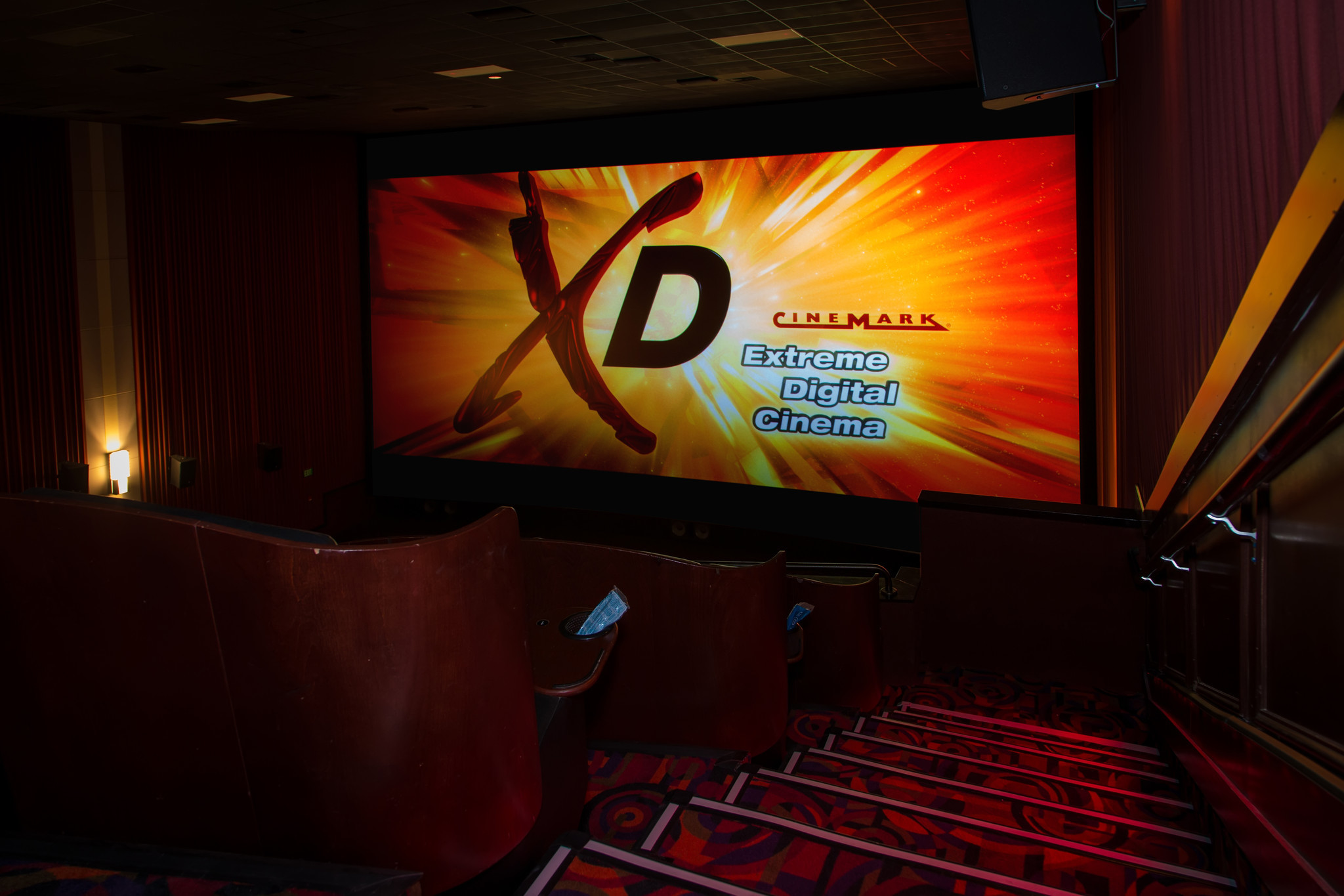 3D auditorium opens at Boca Raton's Cinemark Palace 20