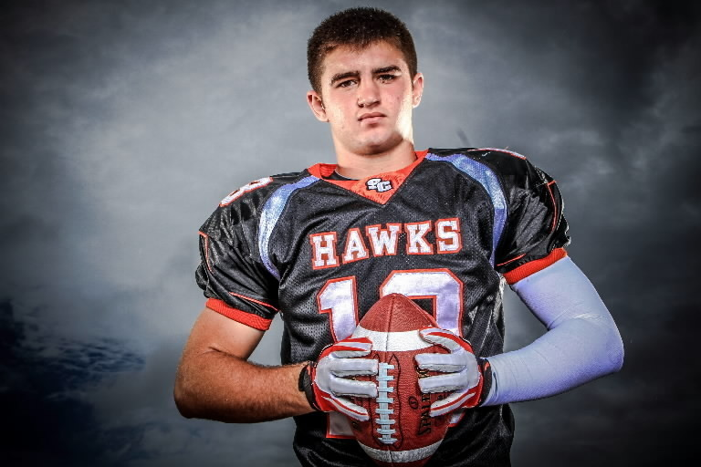 separation shoes ad7c4 2dfd4 Spruce Creek receiver Michael Colubiale accepts walk-on spot ...