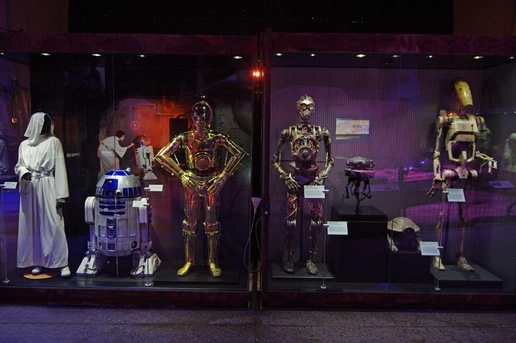 orlando science center star wars exhibit at orlando