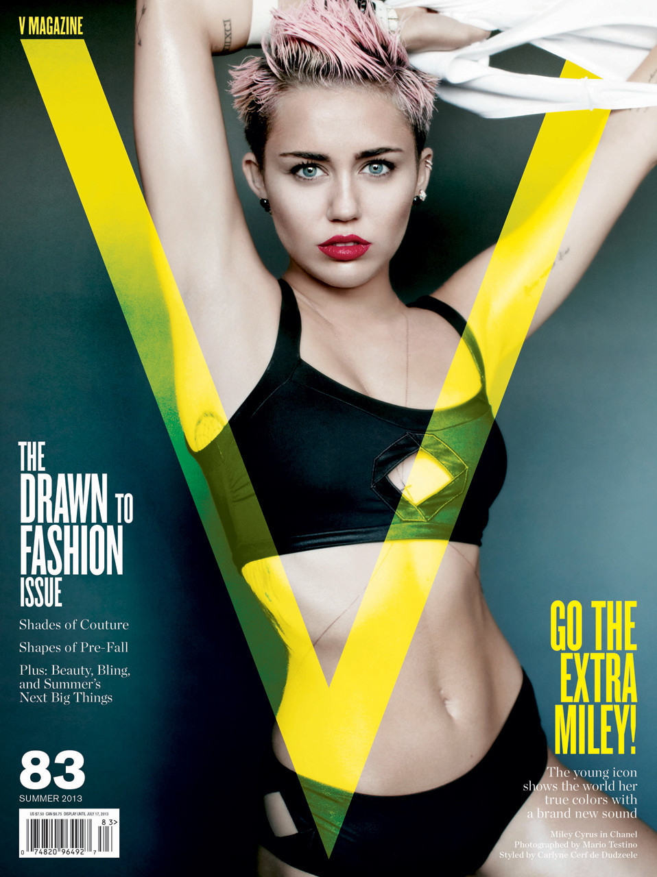 Miley Cyrus: I'm Sorry for Photos m