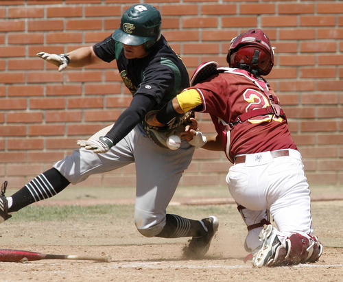 Grossmont College Baseball Field 48