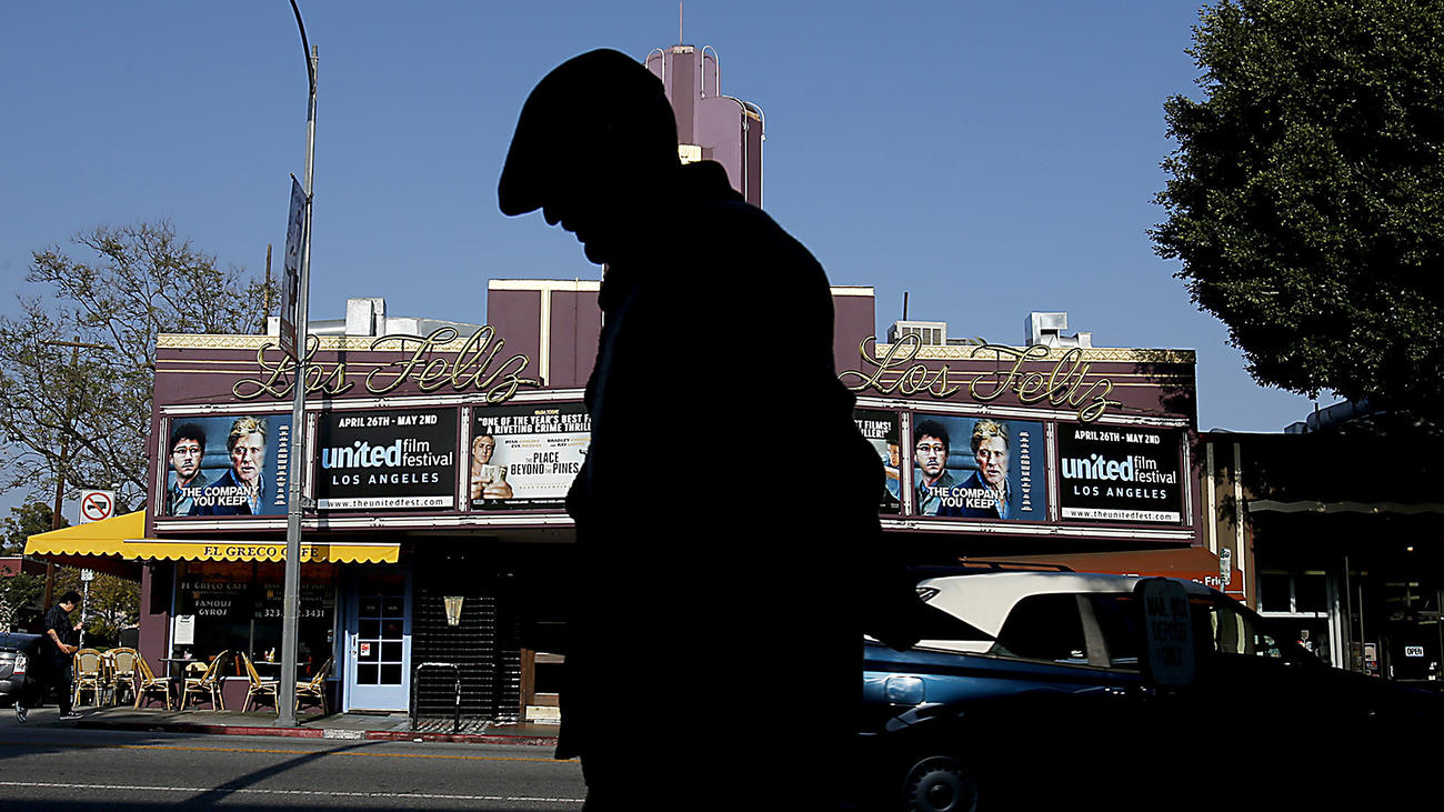 Los Feliz': How you say it tells about you and L A  - Los