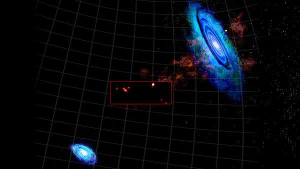 Risultati immagini per Mystery Space Signals Detected