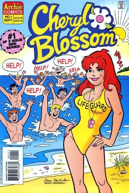 Sexy archie comics