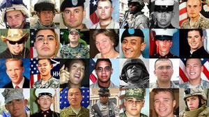 California's War Dead: Military deaths in Iraq and Afghanistan, 2001-Present