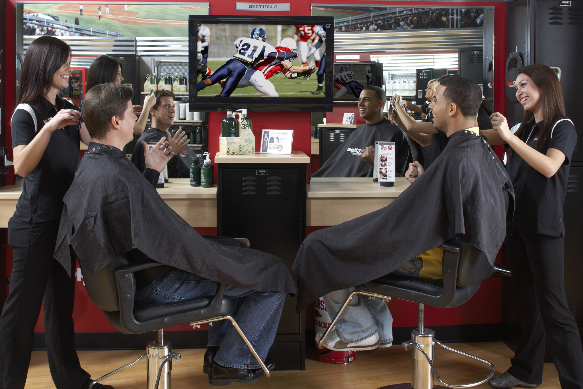 Sport Clips Haircuts Now Open In Orland Park