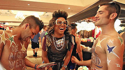 from Yosef gay days 2008 at disney world