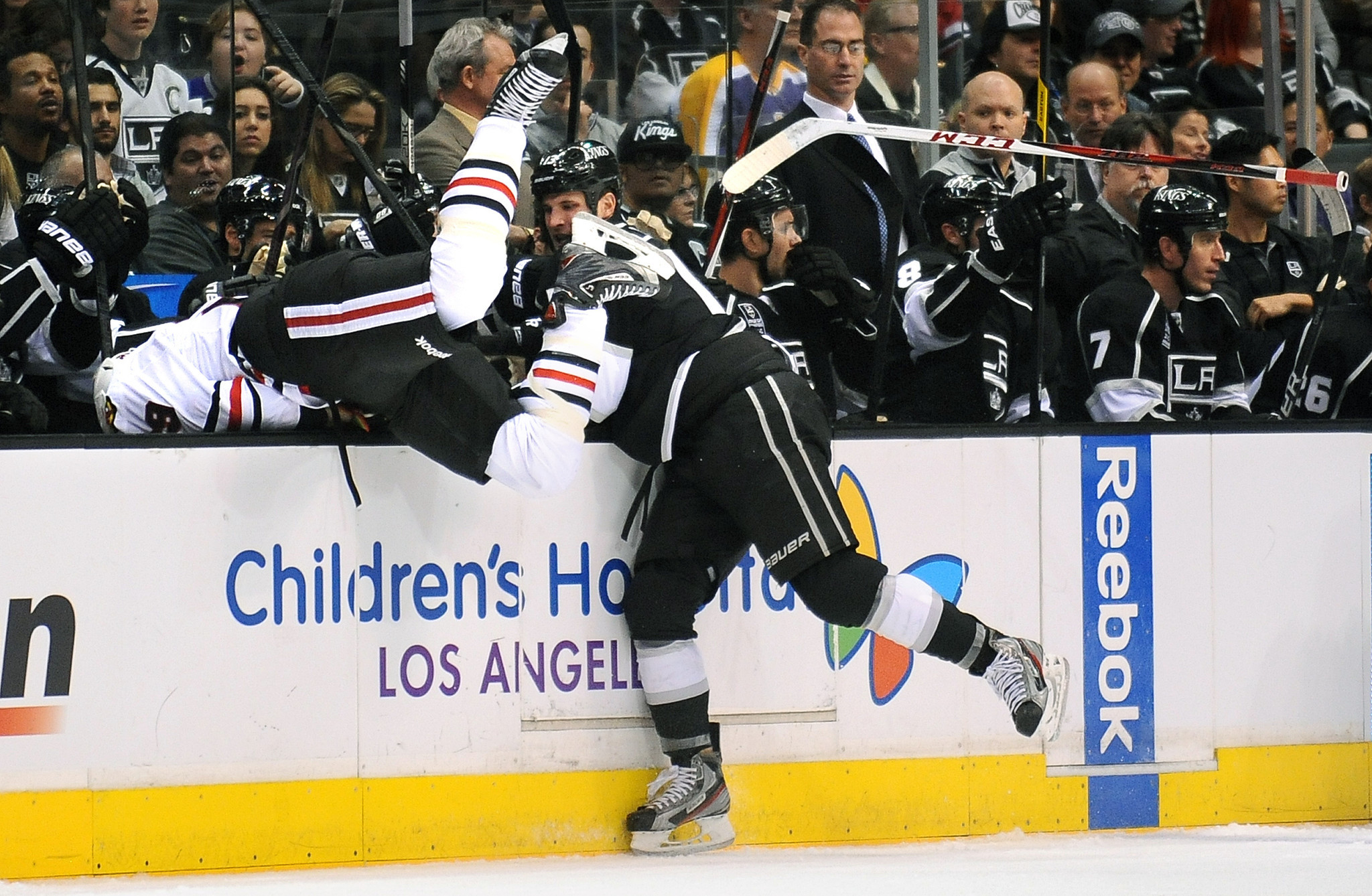 More great photos in hockey history you 39 ve just seen for - Hfboards kings ...