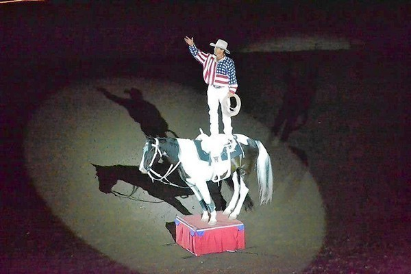 South Florida Horse Expo At Bergeron Rodeo Grounds