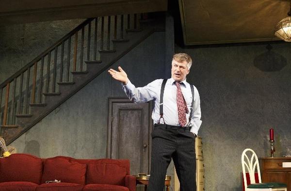 Alec Baldwin: 'No more' Broadway - latimes