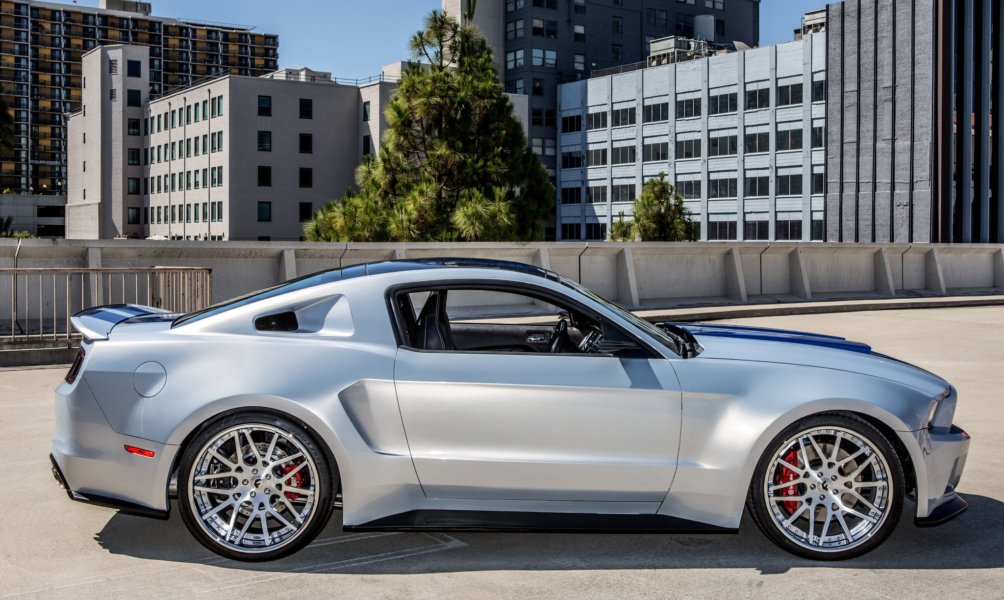 Need for speed ford mustang chicago tribune