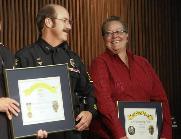 orlando police award citizens for bravery tribunedigital