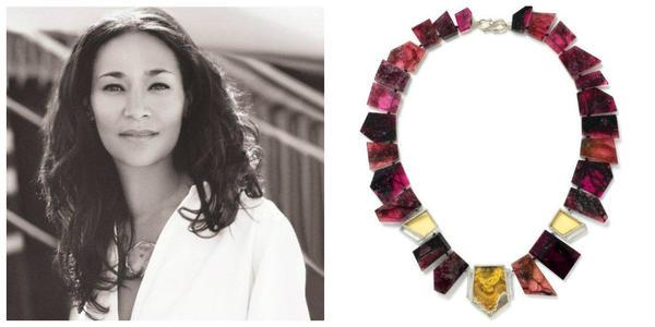 A moment with jewelry designer Monique Pean latimes