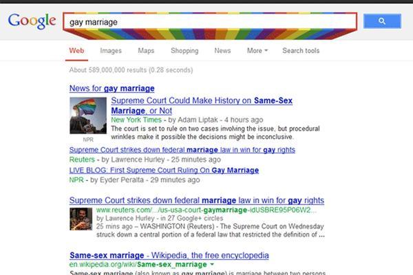 Google marriage