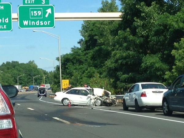 West Windsor Car Accident