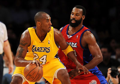 Lakers-Clippers game postponed after Kobe Bryant's death