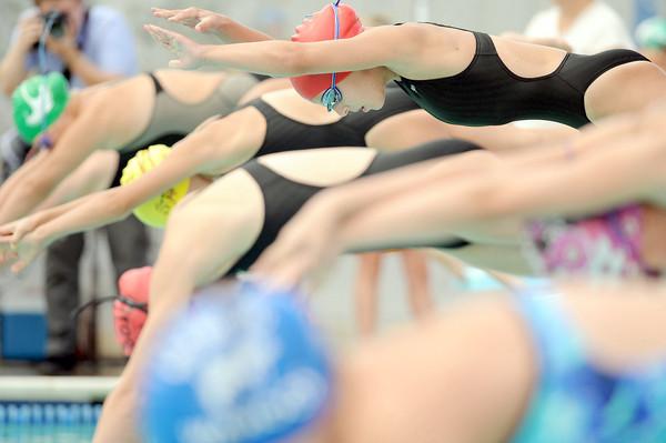 straehle swim meet maryland
