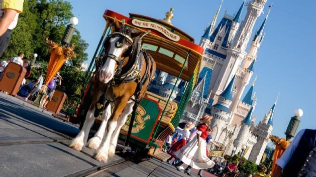 Image result for vehicles Main Street at Magic Kingdom, Walt Disney World