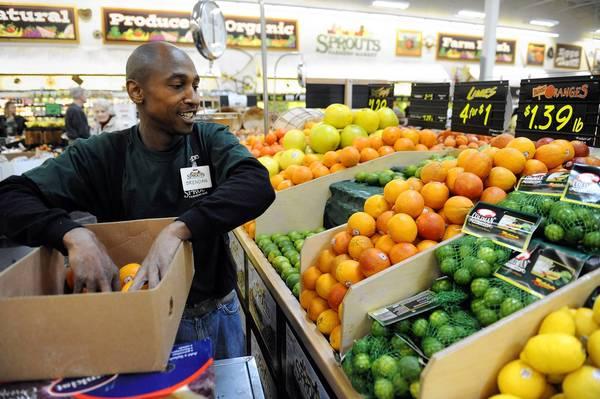 Natural Food Markets In Colorado