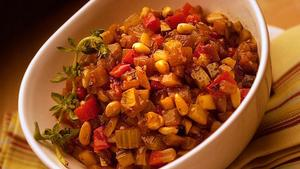 Heather's caponata