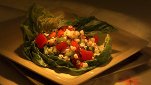 Garden Corn and Tomato Salad