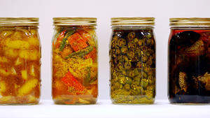 Green Chile Pickle