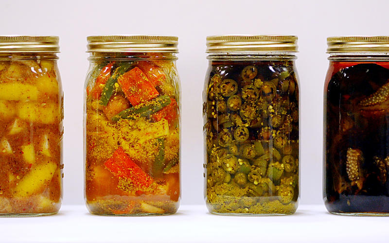 Sour Lemon Pickle