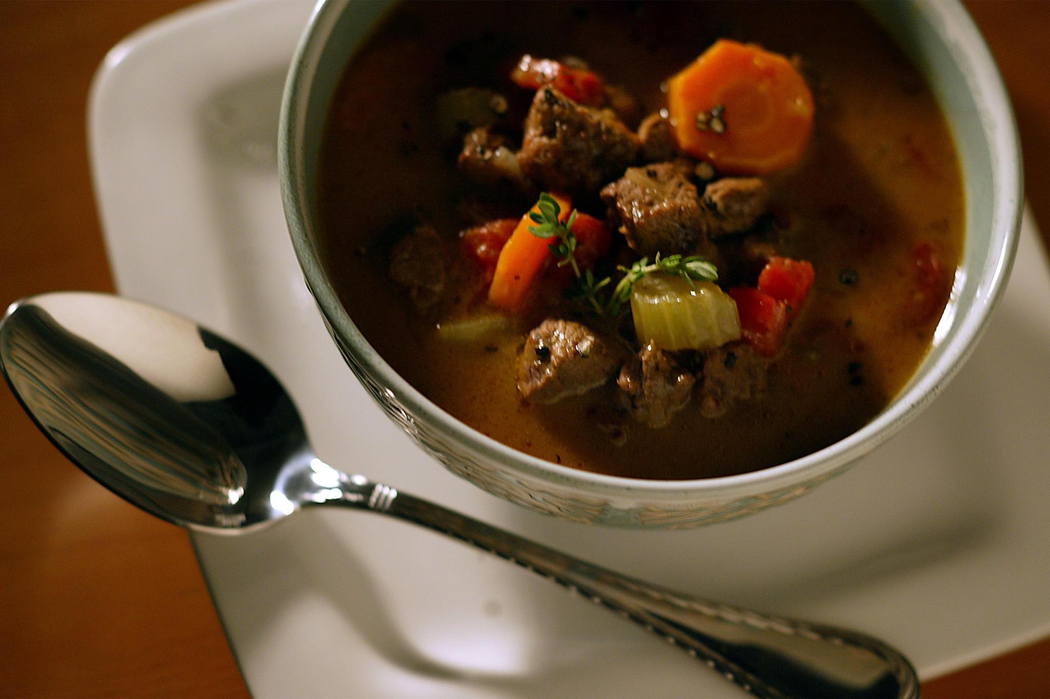 Recipe Pam S Easy Steak Soup California Cookbook
