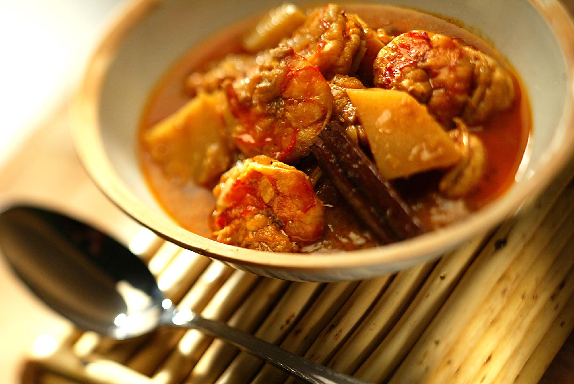 Recipe Shrimp Vindaloo California Cookbook