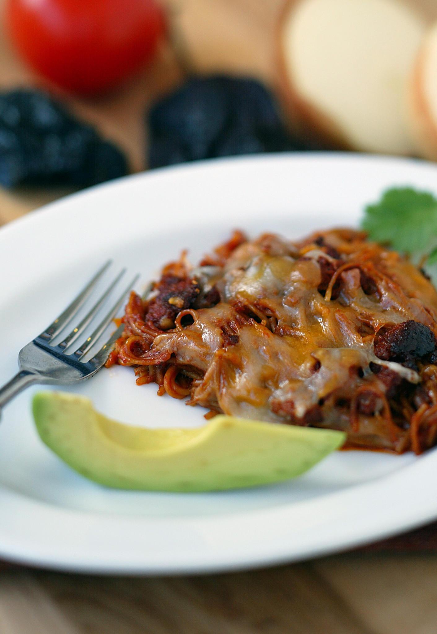 Recipe Sopa Seca California Cookbook