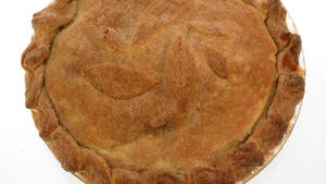 Apple-quince pie