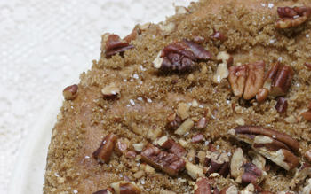 Square One brown-butter pecan coffeecake