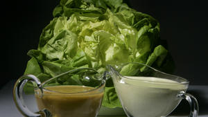 Lime cilantro dressing